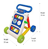 Best Learning Toys For 1 Year Olds - Toyshine Baby Activity Walker Push And Pull Toy Review