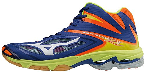 Mizuno Scarpa Volley Wave Lightning Z3 Mid Uomo V1GA170573 US 15 - EU 50
