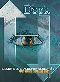 Dept. H par Matt Kindt