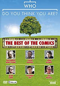 Who Do You Think You Are? Best Of The Comics [DVD]
