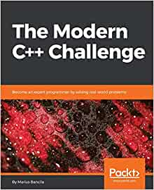 The Modern C++ Challenge: Become an expert programmer by