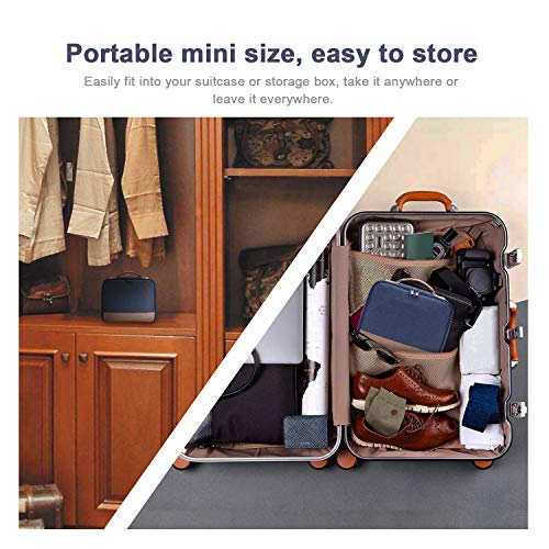 GEARGO Beamertasche, 25 x 21 x 11cm 100% Polyester Tragetasche für GEARGO HD Projektor - 4
