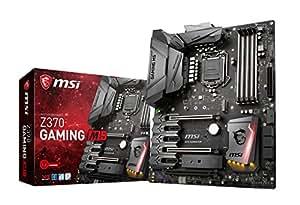 MSI Z370Gaming M5Carte mère, Noir
