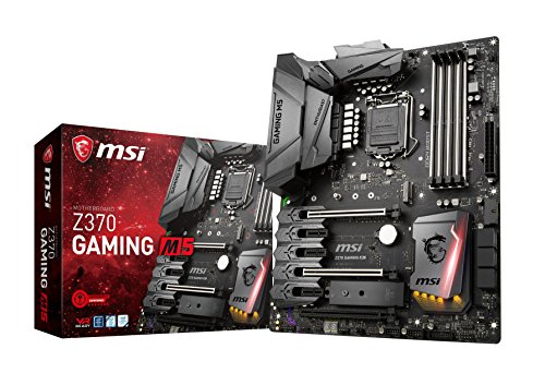 Z370 GAMING M5 + Cashback Aktion vom 1.2. - 28.2. bei MSI