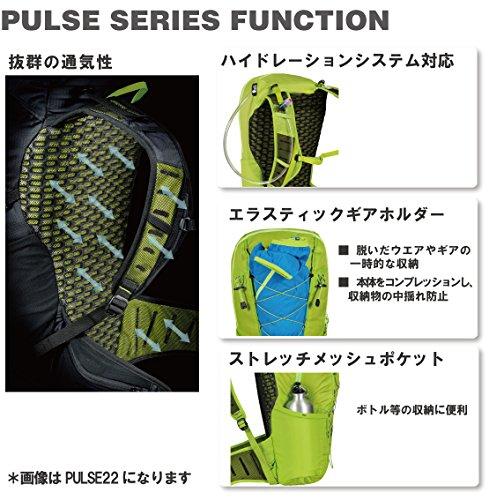 Millet Pulse Tasche Gewicht Feder tarmac