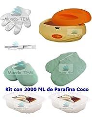 Mundo-TEM ® Pinceau pour application de paraffine.