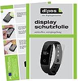 Willful SW321 Fitness Tracker Schutzfolie - 6x dipos Displayschutzfolie Folie matt