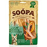 Soopa Papaya Chews Dog Treat, 85 g