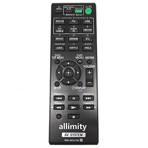 allimity-replace-remote-rm-adu138-fit-for-sony-home-theater-hbdtz140-hbd-tz145-dav-tz150-av-rz130-da