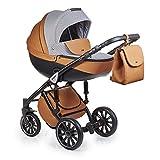 Kombi Kinderwagen Travel System Anex Sport SP14 Buggy Sportwagen + Babyschale Kite 0-13kg