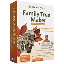 Family Tree Maker Druckstudio