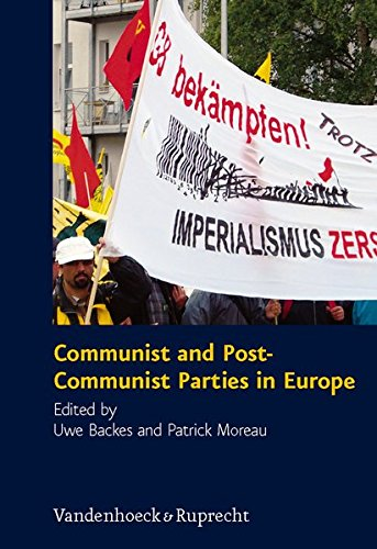Communist and Post-communist Parties in Europe (Schriften Des Hannah-arendt-instituts Fur Totalitarismusforschung)