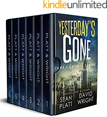 Yesterday's Gone: The Complete Series (English Edition)