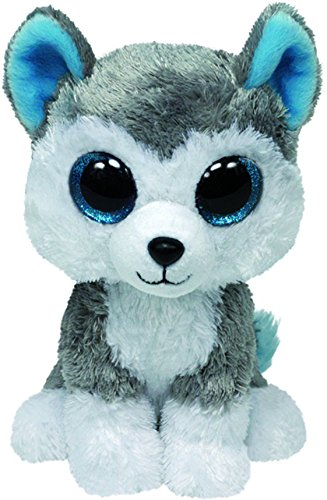 Ty Beanie Boos Slush - Husky 23 cm Plüschtier (Beanie Boo Für Jungen)