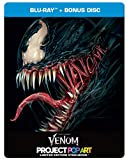 Venom : Edition Steelbook + Disc Bonus - Avec Version Francaise...