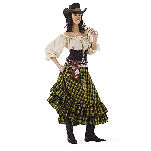 Kostüm Girl Wild - Limit Wild West Girl Kostüm (2 x große)