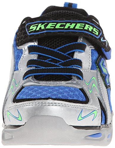 Skechers IpoxRayz Jungen Sneakers Silber (Slry)