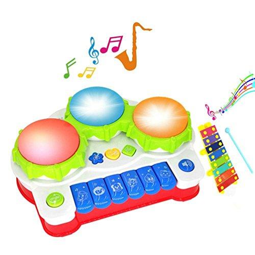 Kid Musical Pädagogisches Spielzeug Klavier Entwicklung Musikspielzeug-Geschenk