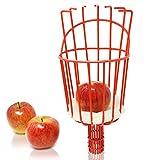 Amazy Iceberk Obstpflücker – Praktischer Pflückkorb zur Ernte von Obst