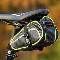 MaMaison007 Pacchetto di LEADBIKE bicicletta retro borsa sella borsa cuscino