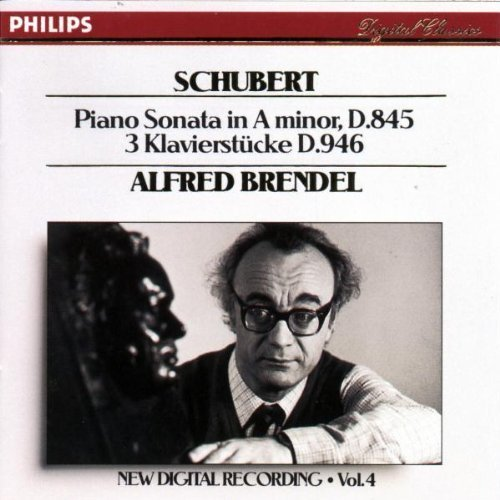Schubert: Piano Sonata D.845 / Klavierstucke D.946 (Schubert Piano Sonata D 845)