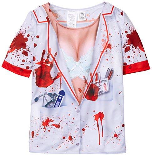 ATOSA 9712 Blutige Krankenschwester 3D ()