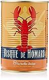 La belle-iloise - Bisque de homard - 400 g : 2 assiettes