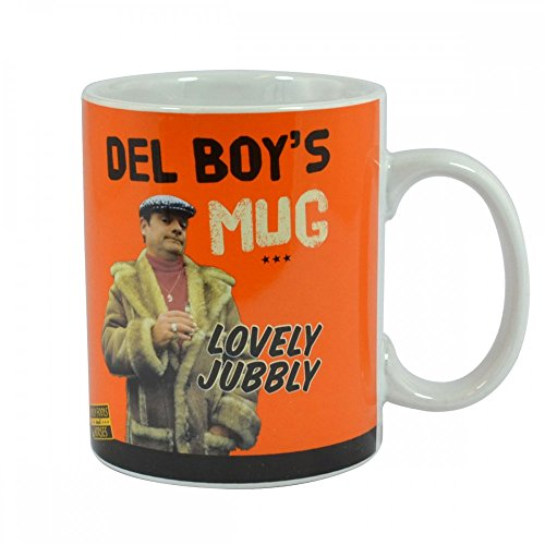 Only Fools And Horses Del Boy Lovely Jubbly Mug Gift