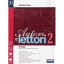 Autori e lettori-Quaderno-Letteratura-Extrakit-Openbook (Adozione tipo B). Per la Scuola media. Con e-book. Con espansione online: 2
