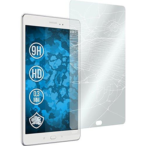 Preisvergleich Produktbild 1 x Glas-Folie klar für Samsung Galaxy Tab A 9.7 PhoneNatic Panzerglas für Galaxy Tab A 9.7