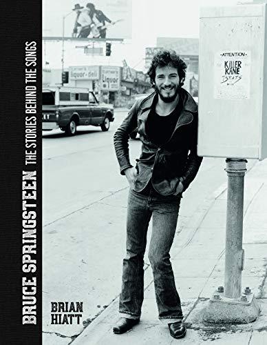 Preisvergleich Produktbild Bruce Springsteen: The Stories Behind the Songs