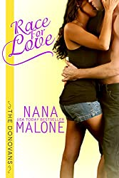 Race For Love: BWWM Romance Series (The Donovans Book 3) (English Edition)