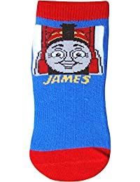 Infants Thomas The Tank & Friends Colourful Cotton Rich Character Socks