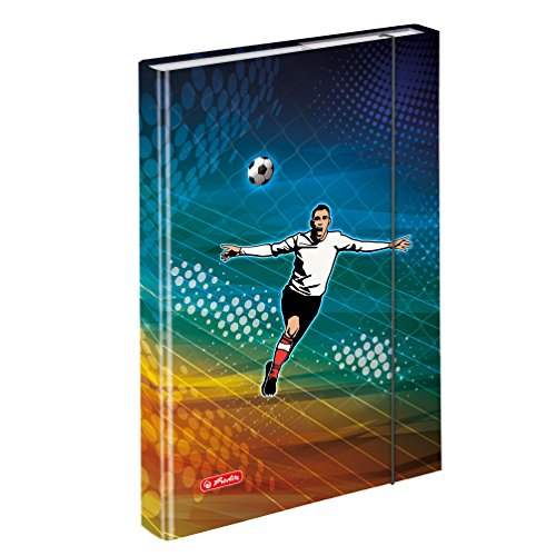 Herlitz Heftbox A4 Flexi Boys bunt