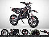 Pocket Cross RX 49 - Mini Moto Enfant 50cc - Limited Edition 2018 - Rouge