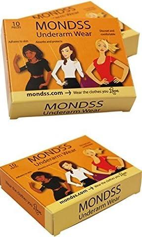 MONDSS pack triple de l