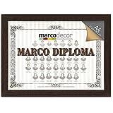 Marco para diploma A4 color Madera