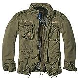 Brandit M65 Giant Jacke Oliv XXL