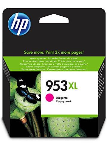 Hewlett Packard F6U17AE#BGY - Cartucho de inyección, color magenta