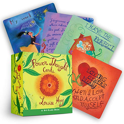 Power Thought Cards (Beautiful Card Deck) (Louise Hay-affirmation-karten)