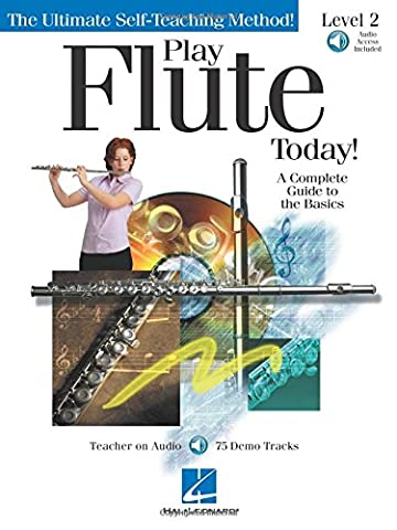 PLAY FLUTE TODAY! LEVEL 2 FLT BOOK/CD