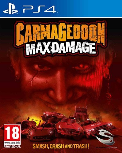 Carmageddon: Max Damage (PS4) by Sold Out