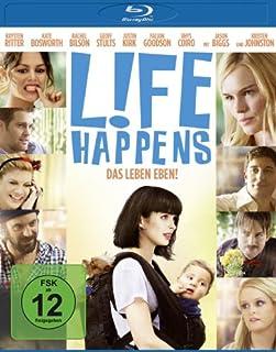 Life Happens - Das Leben eben! [Blu-ray]