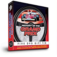 History of the Grand Prix Gift Tin [DVD] - ukpricecomparsion.eu
