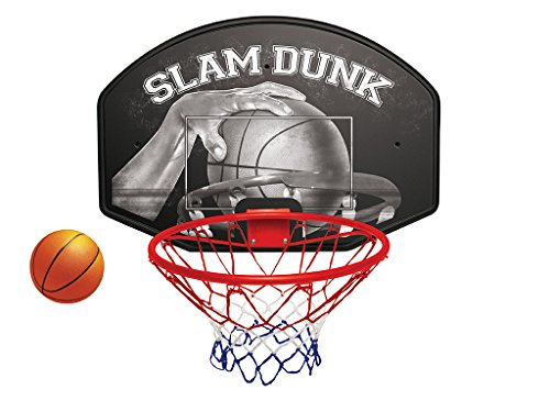 TEOREMA Théorème 63961 – Jeu de Basket Mural avec Panneau d'affichage