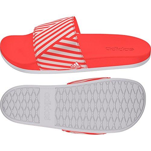 adidas Damen Adilette CF+ Training GR W Flip-Flops, Orange (Corsen/Ftwbla/Roshel), 42 EU