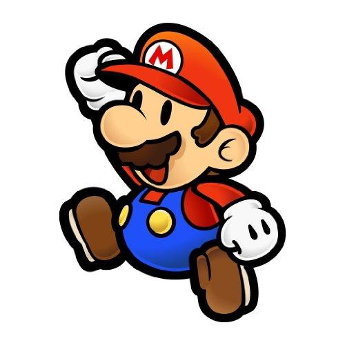 Aufkleber wählbar Adhesivo Sticker Super Mario 9cm Aufkleber Autocollant