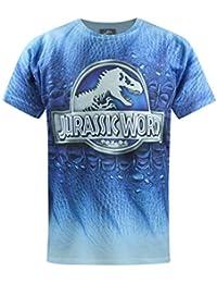 Garçons - Official - Jurassic World - T-Shirt