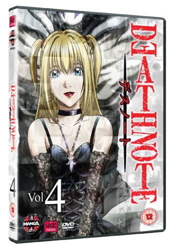 Death Note - Vol. 4 [Import anglais]