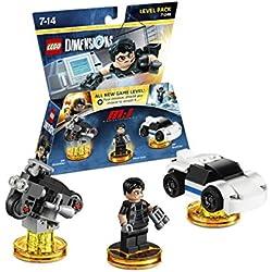 Lego LEGO Dimensions - Level PACK Mission Impossible Giocattolo ibrido